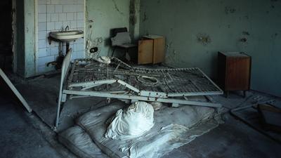 Pripyat: City of the Future
